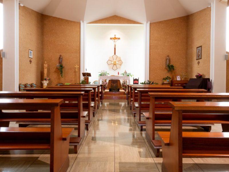la cappella del Centro