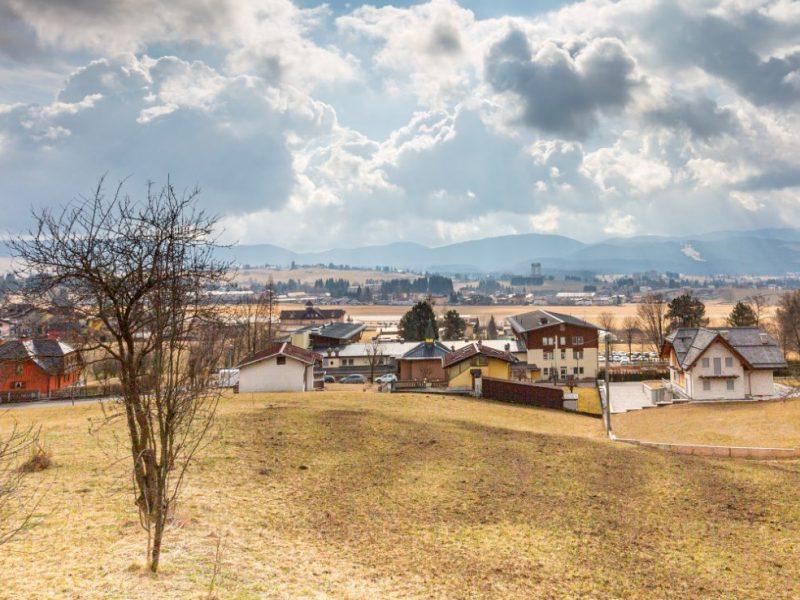 la vista panoramica dalla sede