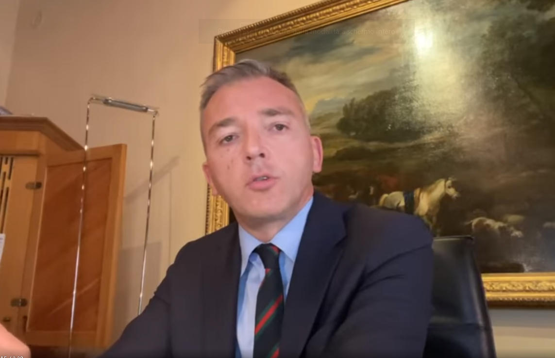 Roberto Rigoni Stern - sindaco Asiago